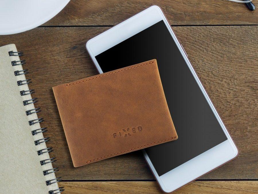 Peňaženku Smile Wallet vám už neukradnú. Vnútorný lokátor spustí alarm, keď ju niekto zodvihne