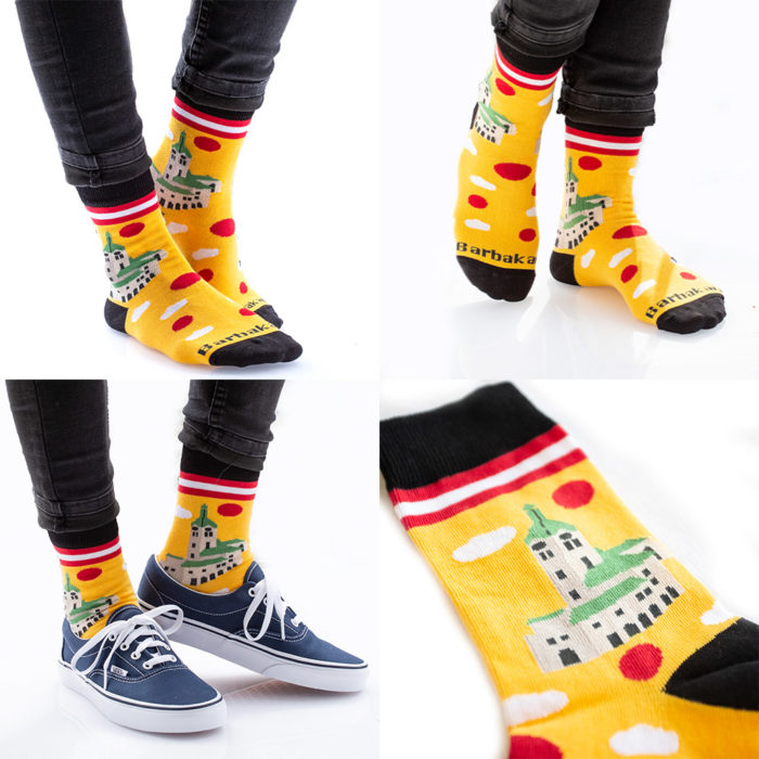 Ponožky Banskej Bystrice - Barbakan